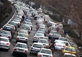 New Project Cuts Traffic Congestion in Tehran by 35%