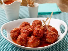 Meatball; delicious Persian food