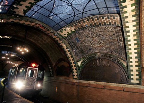 Best subway stations with amazing architecture