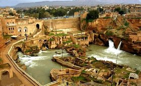Shushtar Historical Hydraulic System; Masterpiece of Engineering in Ancient Times