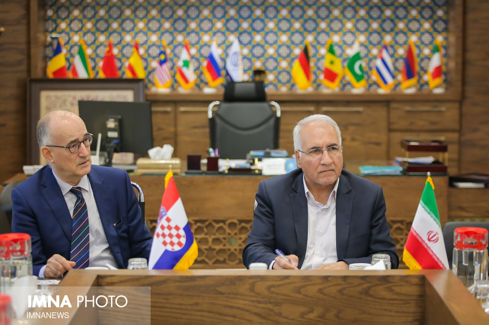 Croatia welcomes economic cooperation with Iran