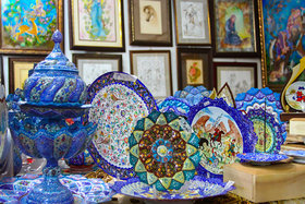 Isfahan to implement urban handicraft elements