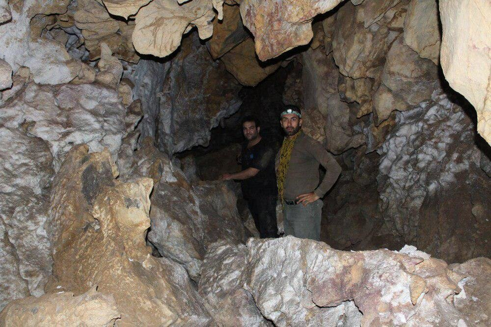 Huge Water Bill Leads to Discovery of Cave in Central Iran