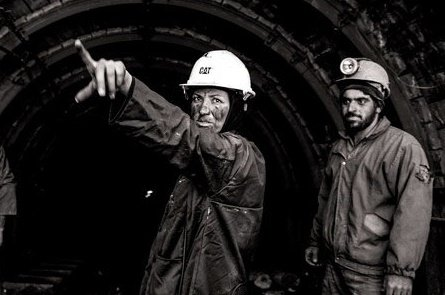 First Iranian Female Miner Talks of Her Adventure