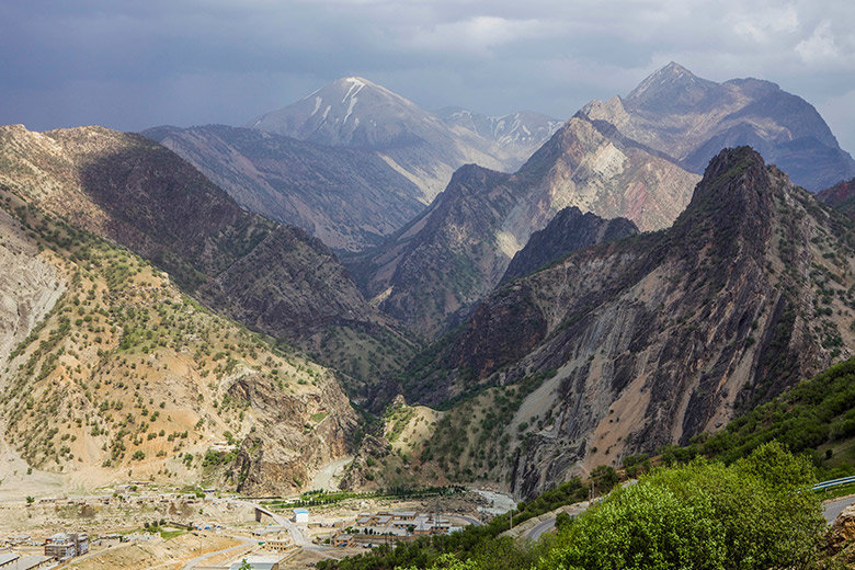 Floristic biodiversity of Zagros Mountains to be revived
