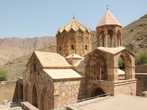Jolfa; Home of Historical Sites