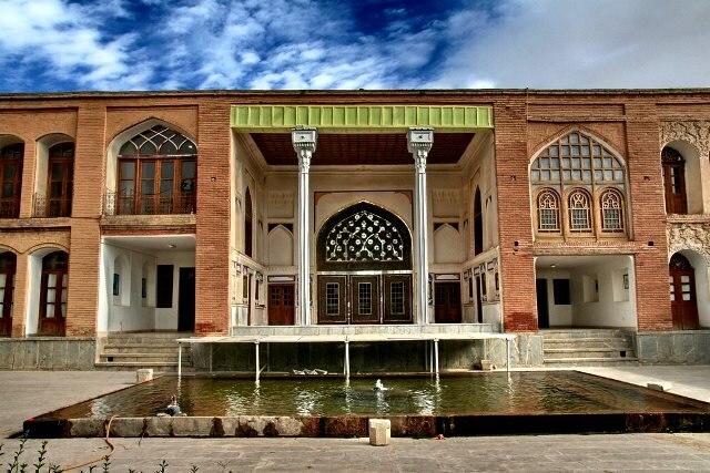 Asef Vaziri mansion; Biggest Museum of Anthropology in Iran