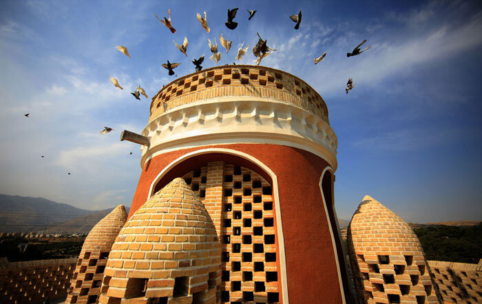 Pigeon Towers; Masterpieces of Persian Architecture - IMNA