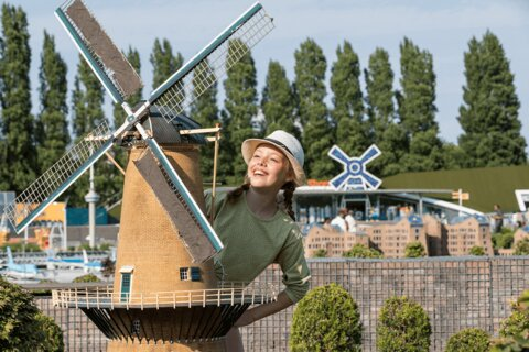 Revive your childhood dreams in Madurodam