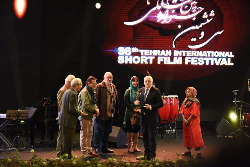 36th Tehran International Short Film Festival announces winners