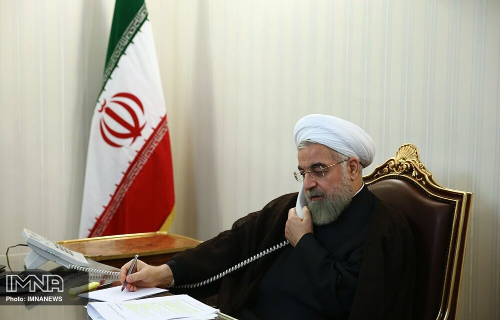 Iran to overcome coronavirus crisis ASAP, President Rouhani says