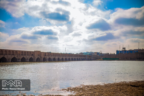 Zayandeh-Rood River to be re-opened during Nowruz
