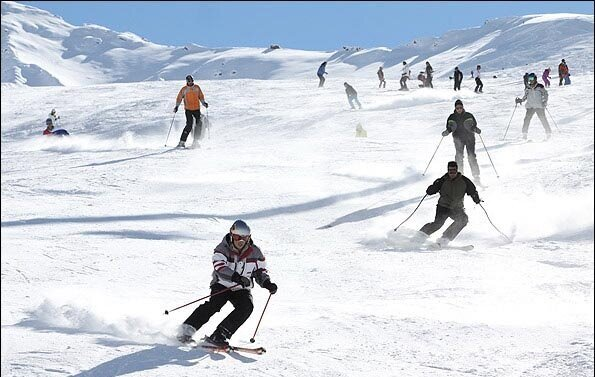 Koohrang ski resort