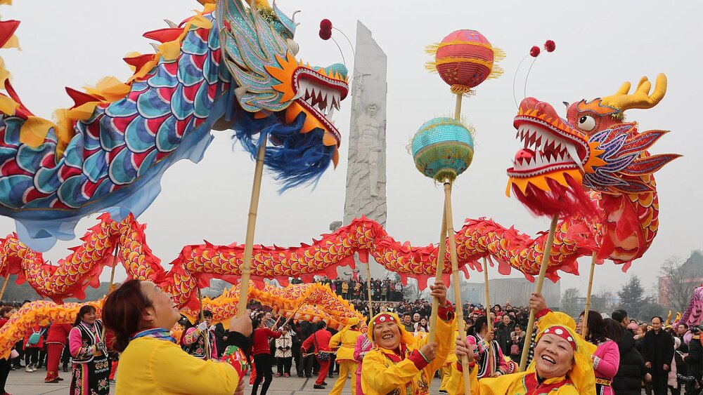 Some Interesting Facts about Chinese New Year