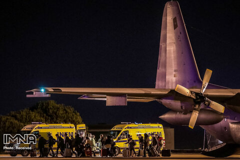 Rescue flight on its way to Wuhan to take Iranian students back home
