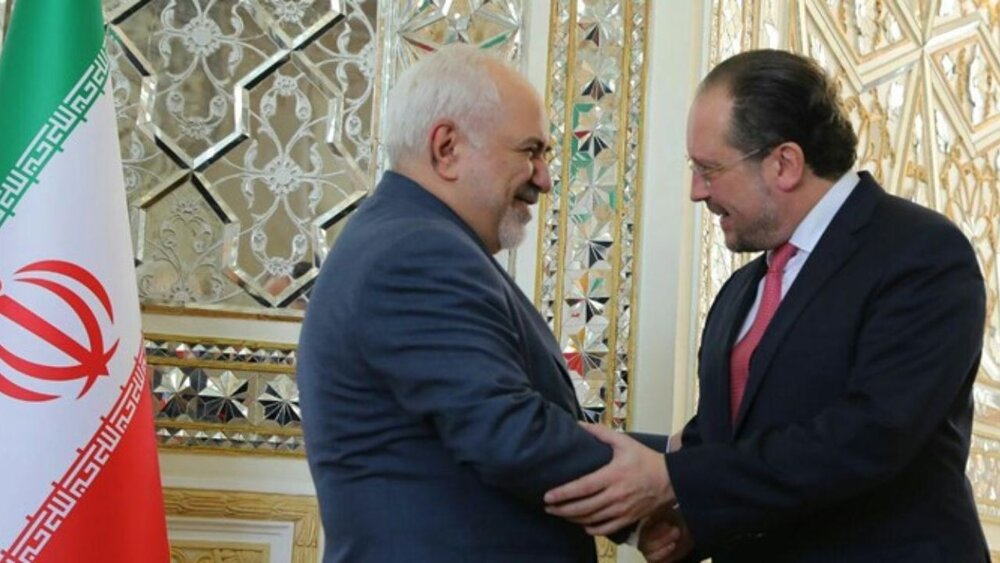 Iran, Austria FMs discuss JCPOA