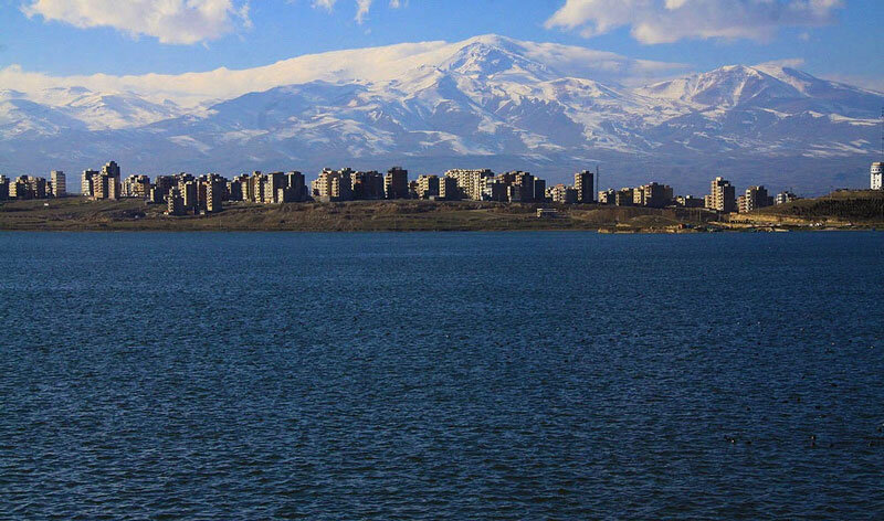 Shorabil lake