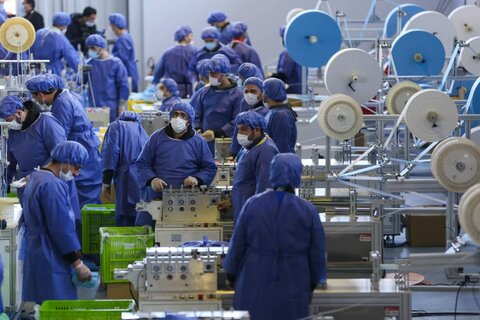Private sector bidding to shield production from coronavirus